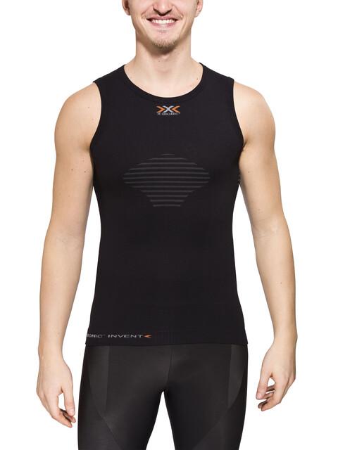 X-Bionic Invent Light UW Sleeveless Shirt Men Black/Anthracite